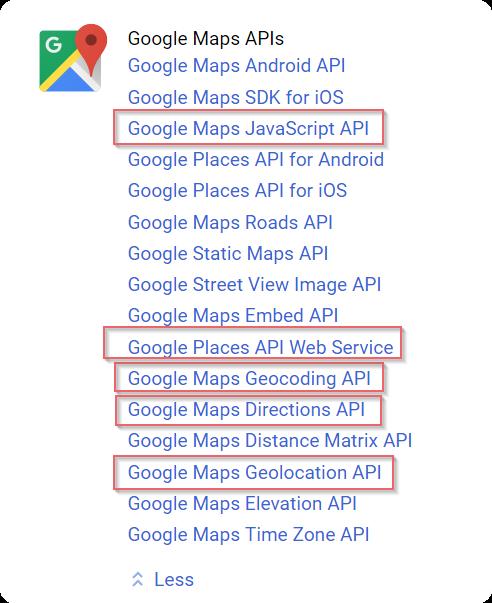Setup Google Map API Key - EngineThemes Knowledge Base