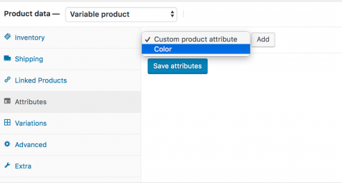 How To Enable Color Swatches for WooCommerce Variable Product