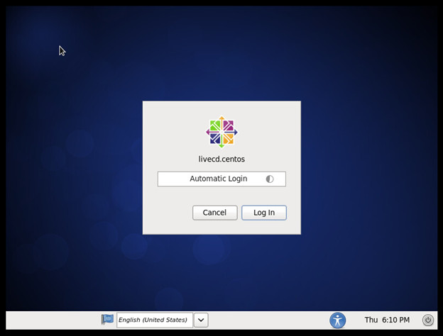 How to Mount Linux Filesystem from a Live CD and Copy a