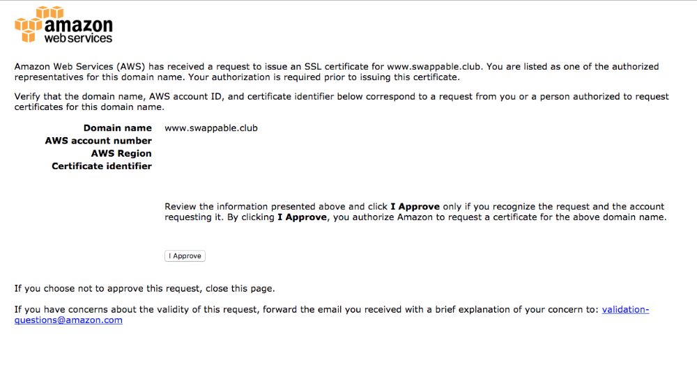 Ssl Certificate From Aws Certificate Manager Near Me Knowledge Base