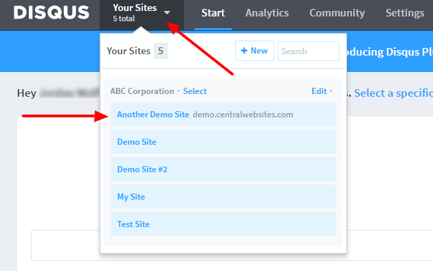 Add Comments to News/Blog with Disqus - Fission CMS Knowledge Base