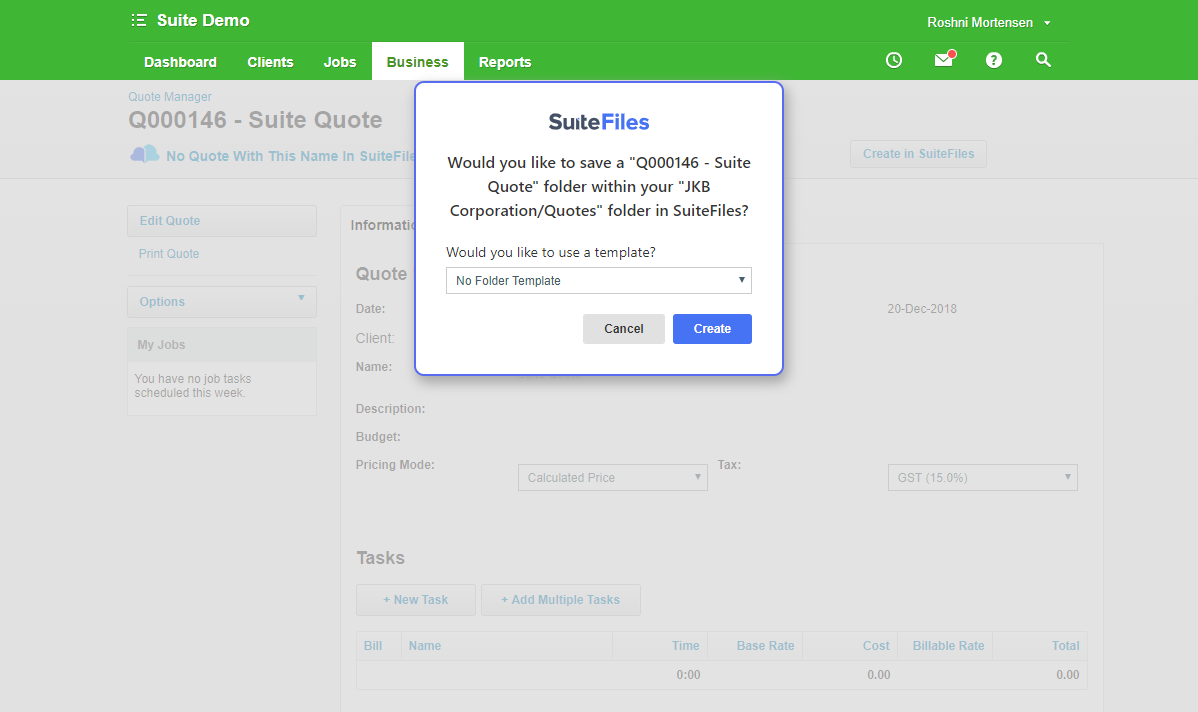 Using The Xero Practice Manager And Suitefiles Integration