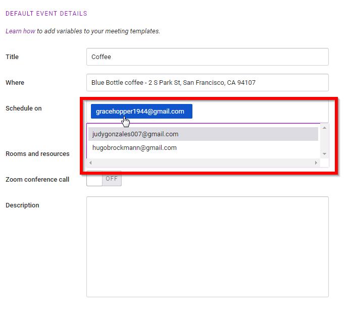 How Mixmax Determines Google Calendar Availability - Mixmax