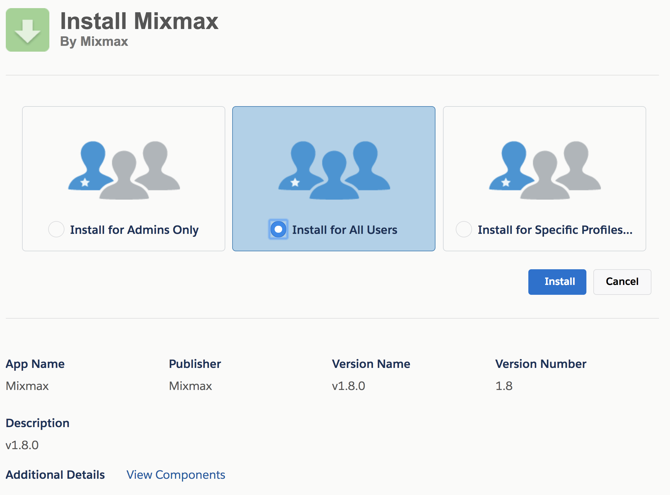 How to Enable Salesforce Real-time Syncing - Mixmax Help Center