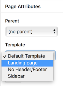 Add A Page Post Or Custom Post Template Beaver Builder
