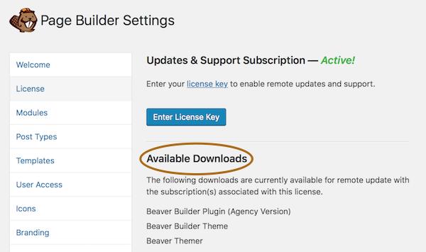 Install Beaver Themer - Beaver Builder Knowledge Base