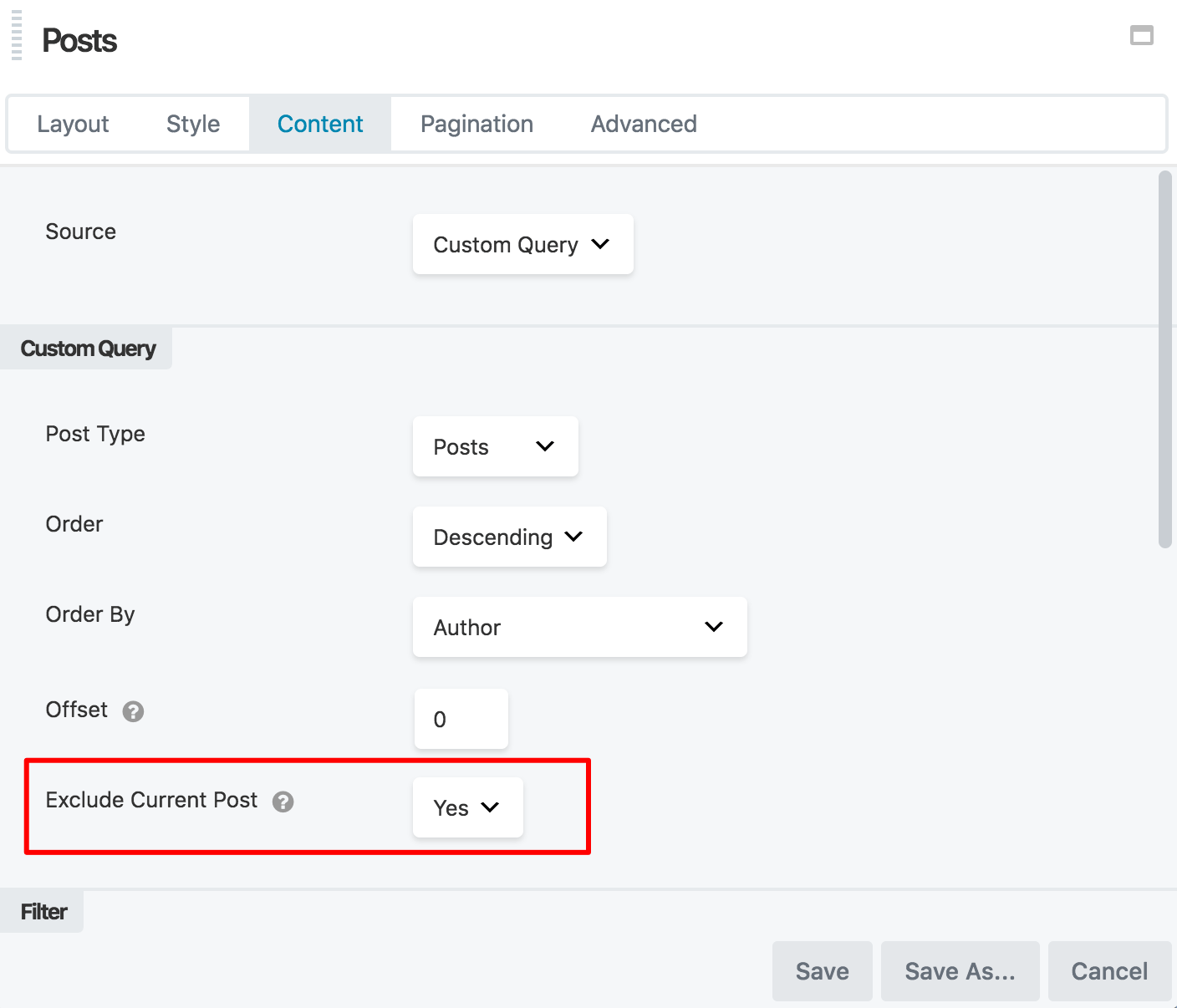 Use the Posts module to create related posts - Beaver Builder