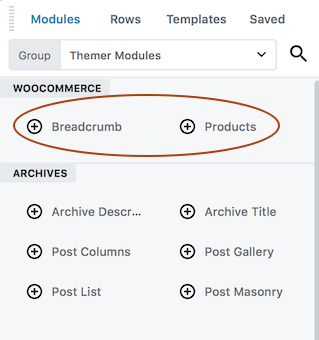 Create an Archive Themer layout for WooCommerce - Beaver