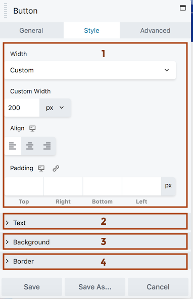 Button module overview - Beaver Builder Knowledge Base