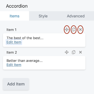 Accordion module overview - Beaver Builder Knowledge Base