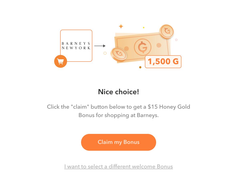 What are Honey Gold and Honey Gold Bonuses? - Honey