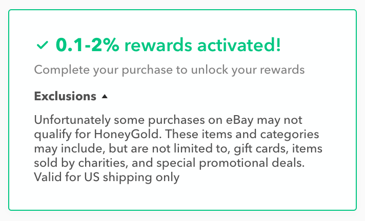 What are Honey Gold and Honey Gold Bonuses? - Honey
