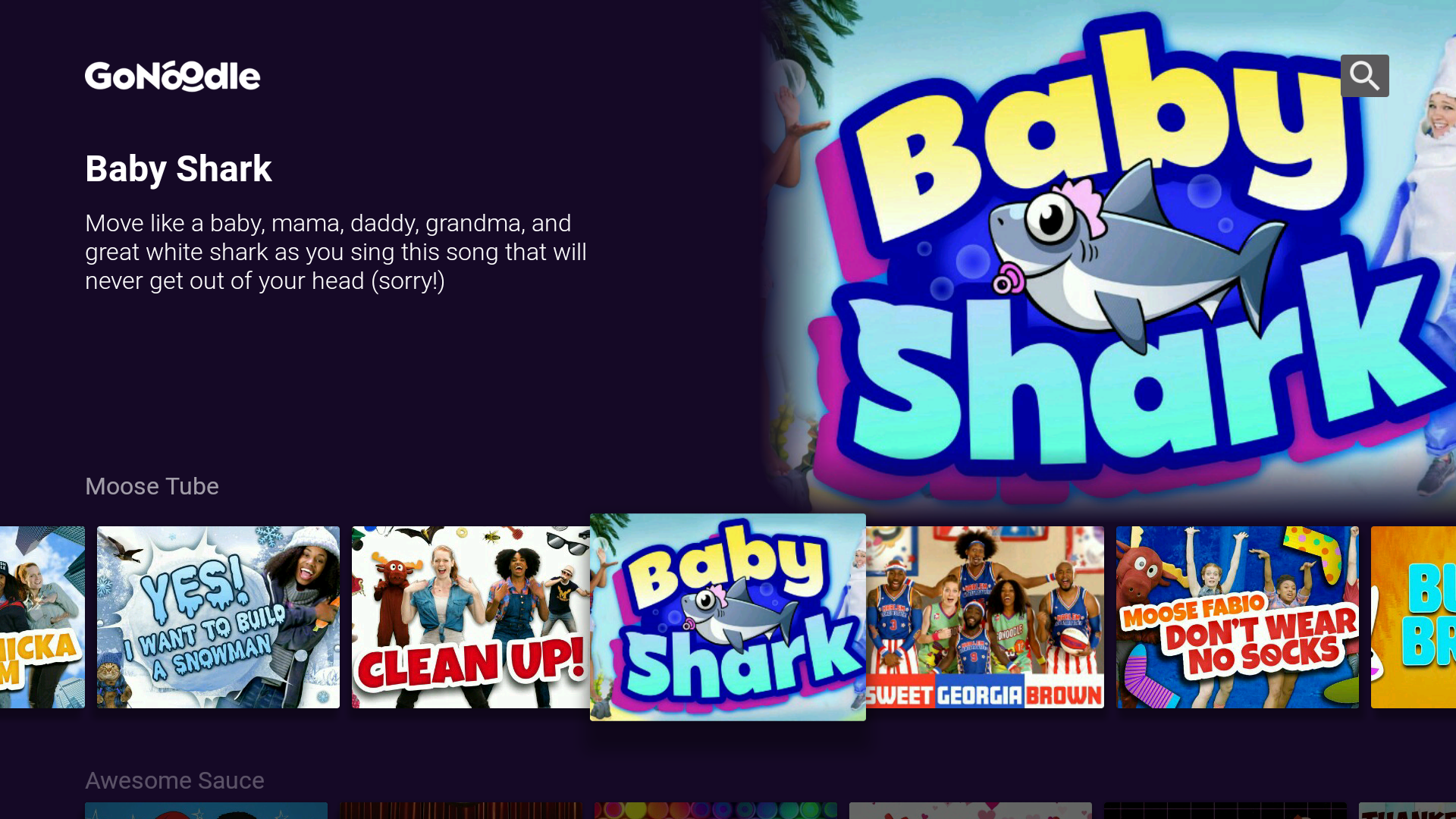Add GoNoodle to your Amazon Fire TV Device - GoNoodle