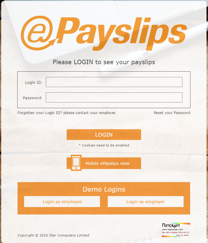 ePayslips Employee Guide - HJS Accountants Limited Knowledge