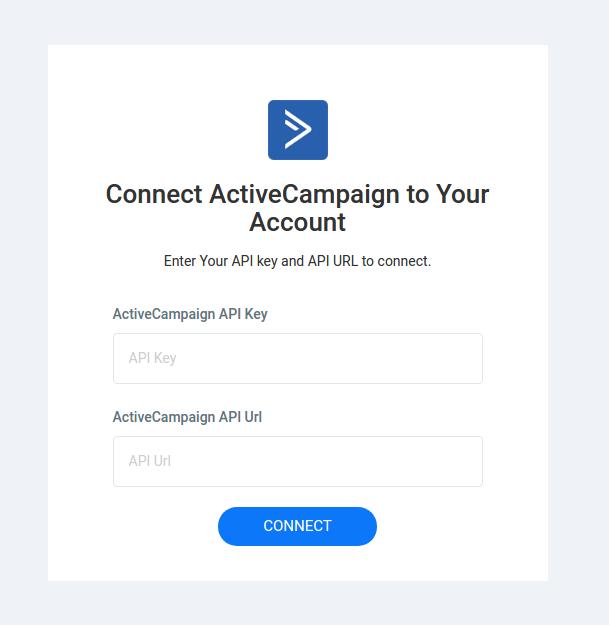 ActiveCampaign Integration - Replug Knowledgebase