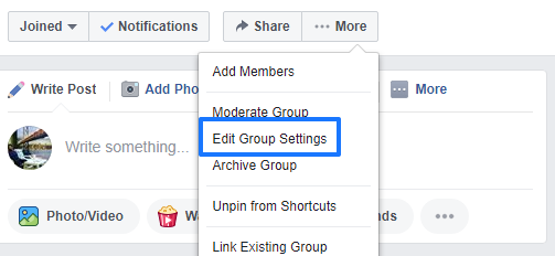 How to connect Facebook Groups - ContentStudio Help Center