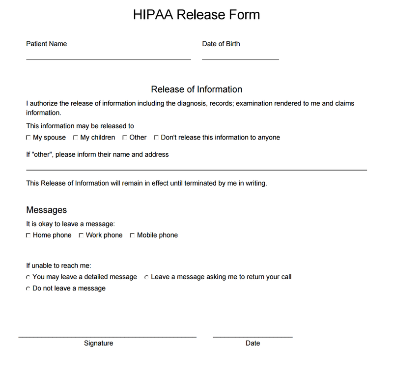 Hipaa Consent Forms | Insert Input Fields Forms Into A Consent Form Intakeq Knowledge Base