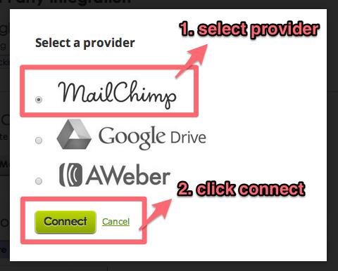 Mail Catcher - vzaar Knowledge Base