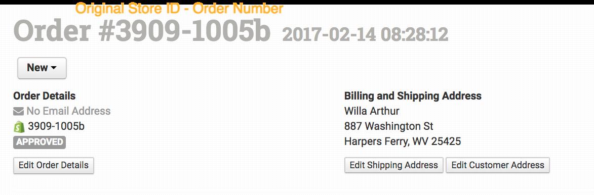 Store Settings - Order Desk Help Site