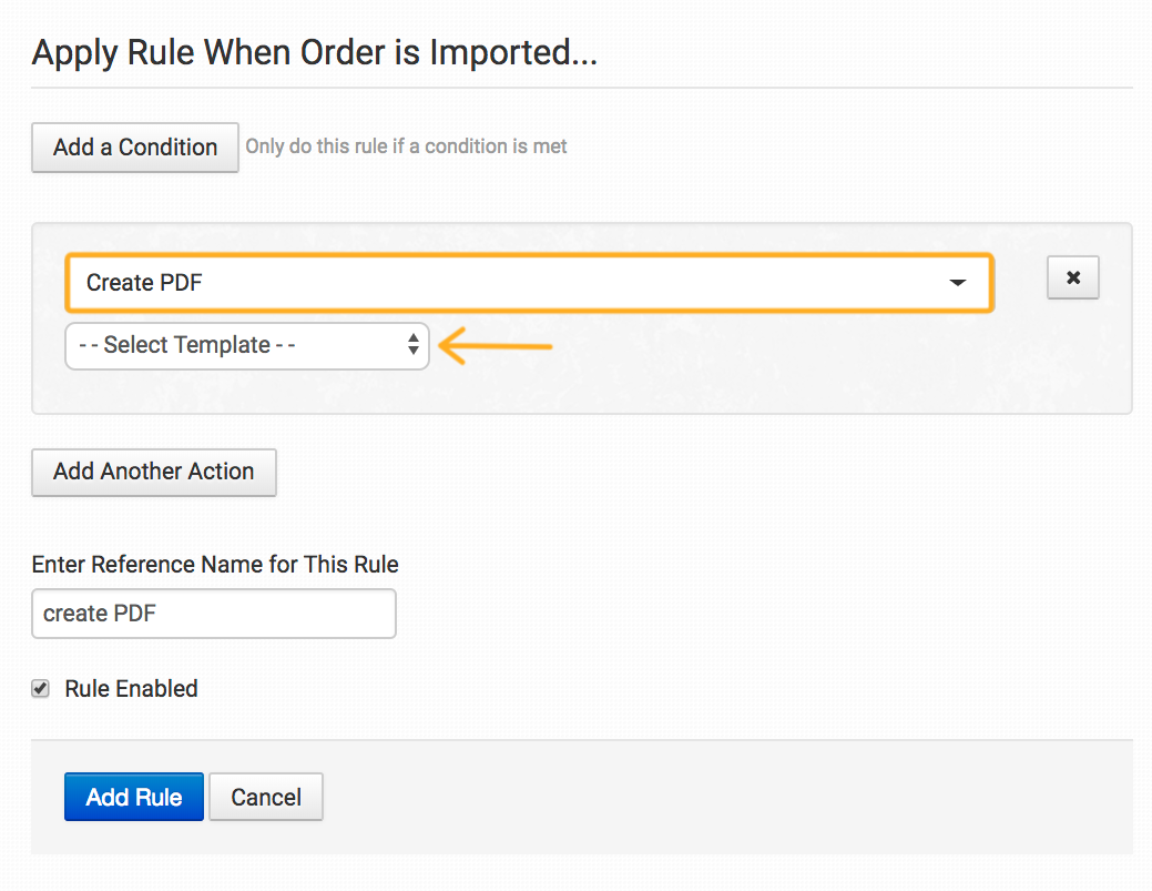 how to create pdf files for receipts and invoices order desk help site