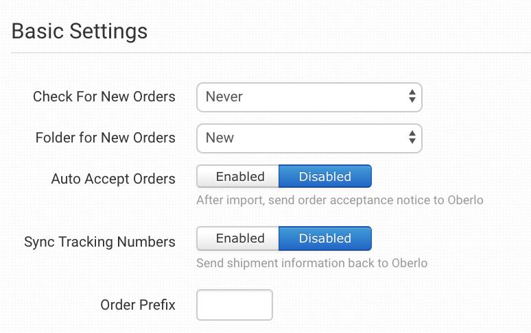 Oberlo Integration - Order Desk Help Site