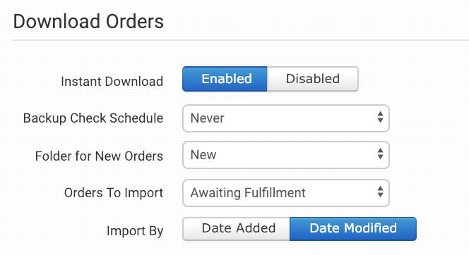 Bigcommerce Integration Order Desk Help Site