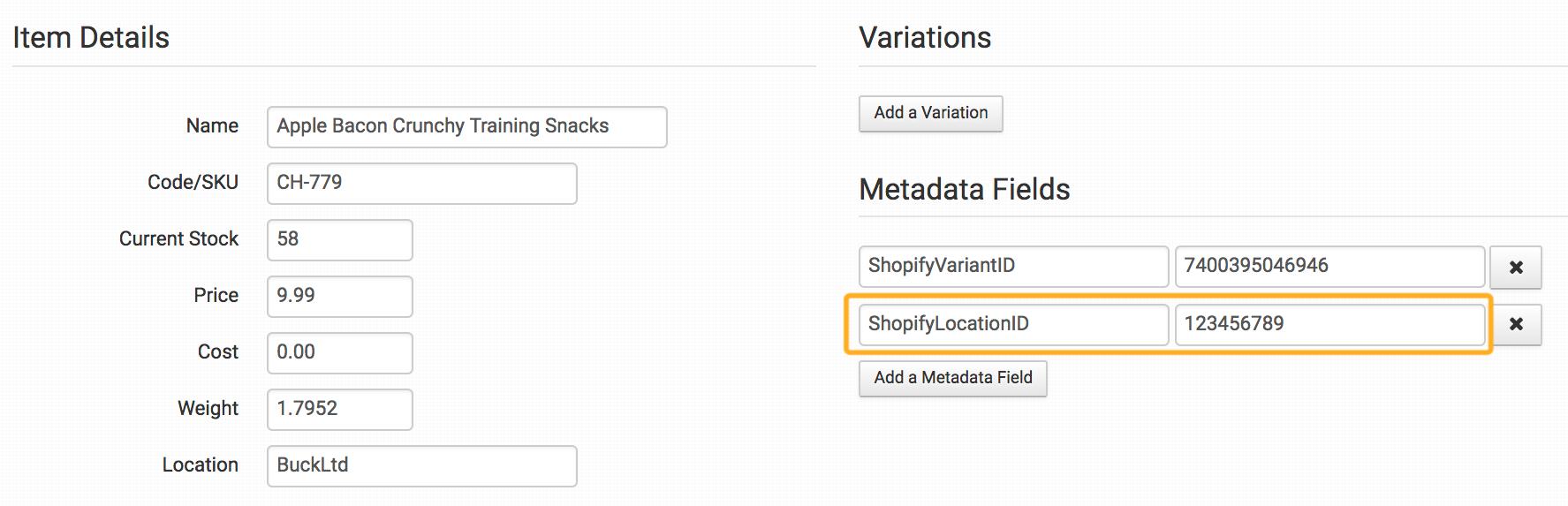 Shopify Integration - Order Desk Help Site