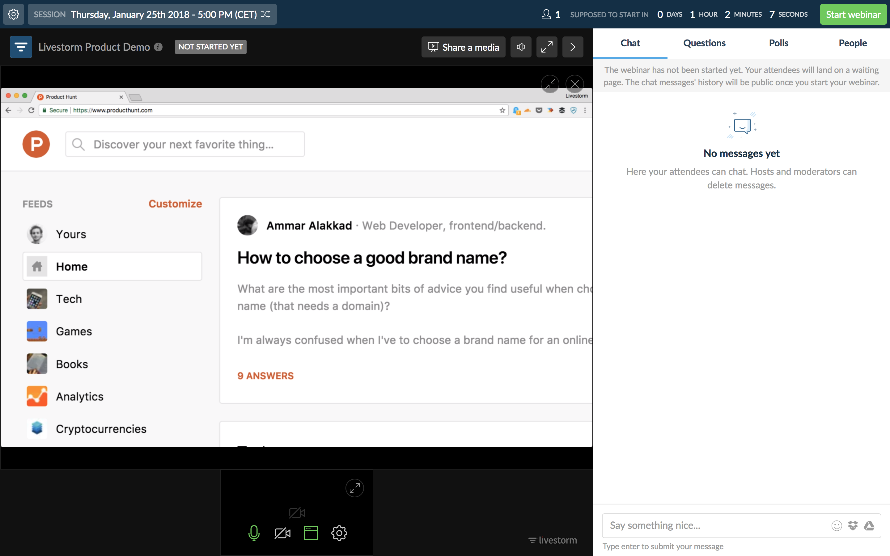 What Are the Best Practices When Sharing a Screen