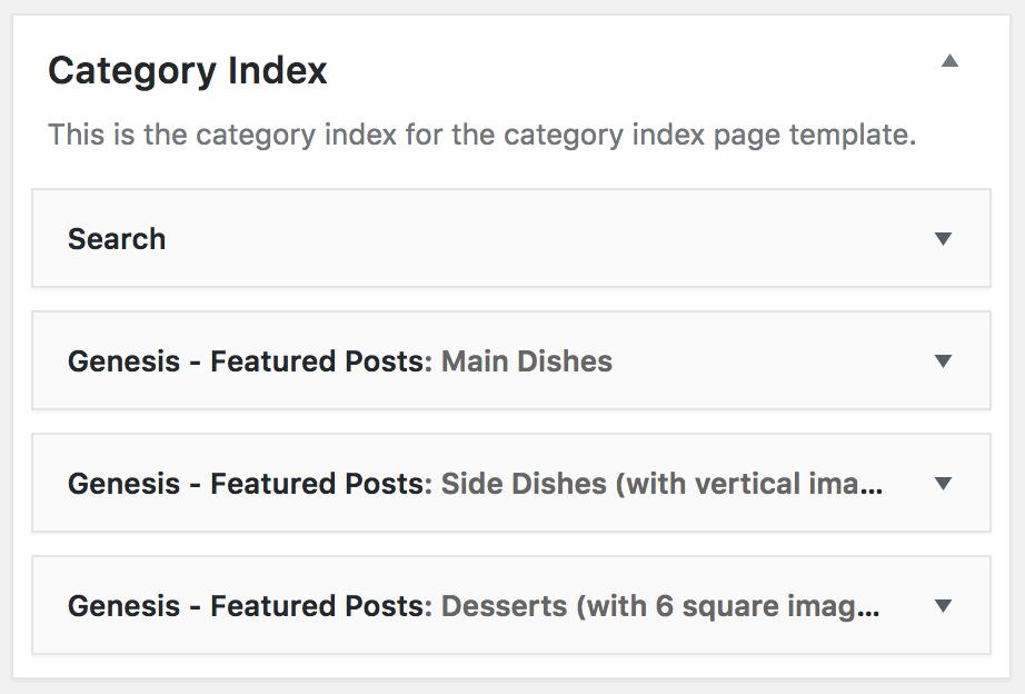 Divine - Category Index Setup - Restored 316
