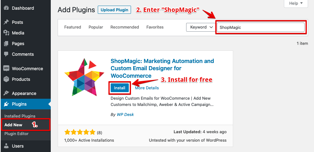 install-shopmagic