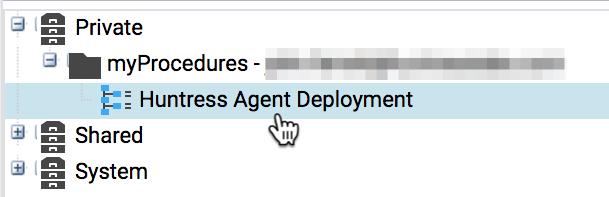 Deploying Huntress with Kaseya VSA - Huntress Support