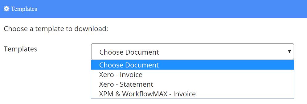 Billpower Branding Theme Billpower FAQ - Xero invoice templates