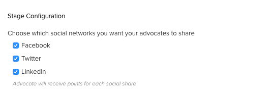 Challenge Stage: Share a Link - Influitive Support Portal