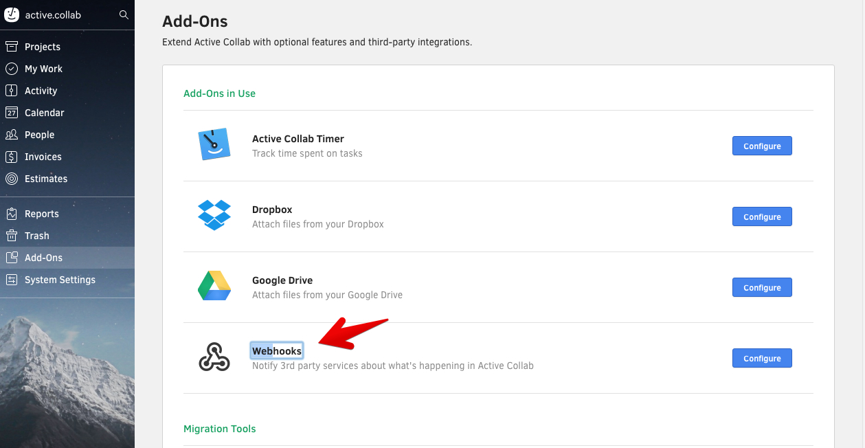 Activecollab sync active collab time tracking to commerce hero - commerce
