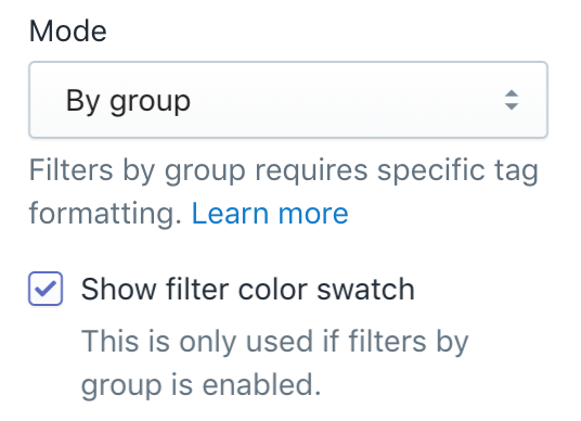 How to setup group filtering? - Shopify Themes - Knowledge Base