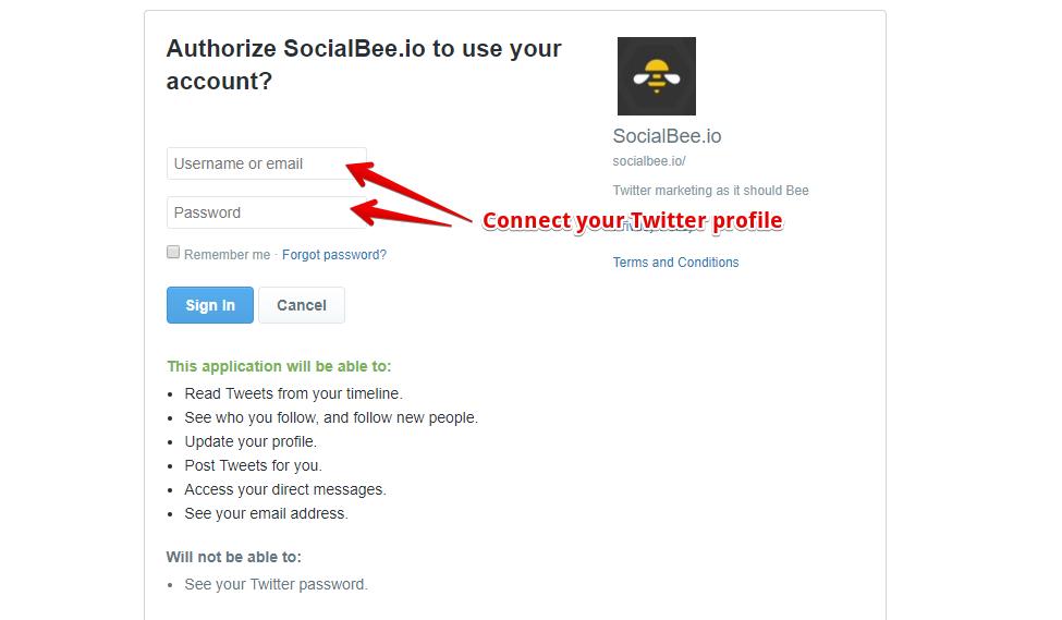 How do I sign up? - SocialBee Help Documentation