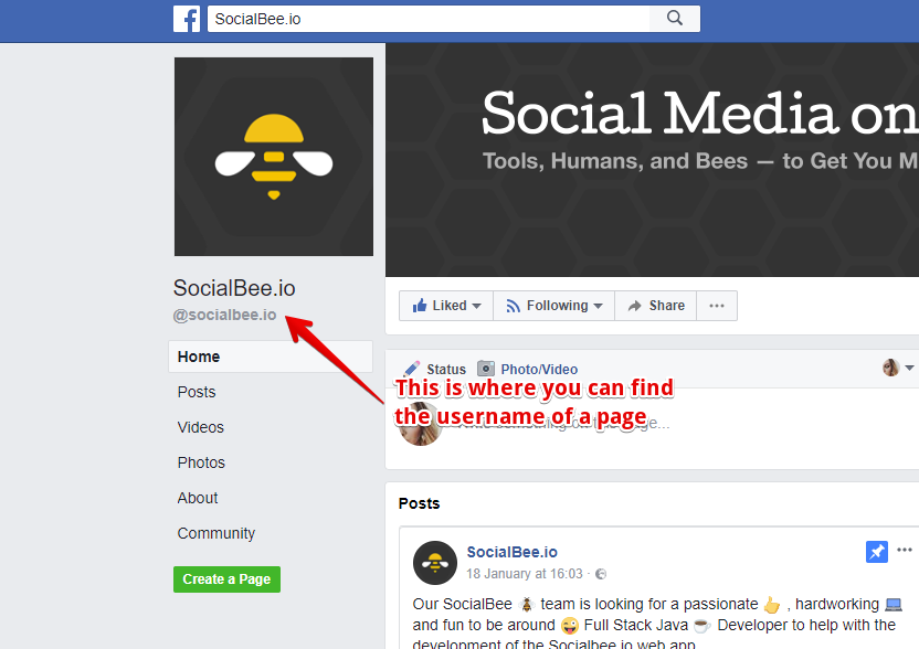 How do I tag an account in my posts? - SocialBee Help
