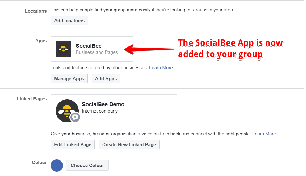 Posting on Facebook Groups - SocialBee Help Documentation