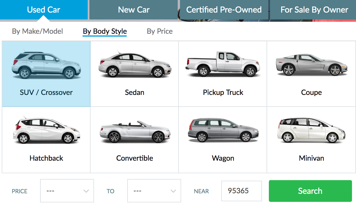 What Is The Make And Model Of A Car >> How To Use Cargurus Search Filters Help Us