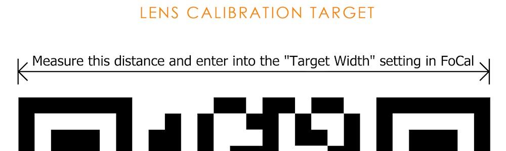 How do I print the FoCal Target? - Reikan FoCal Knowledge Base