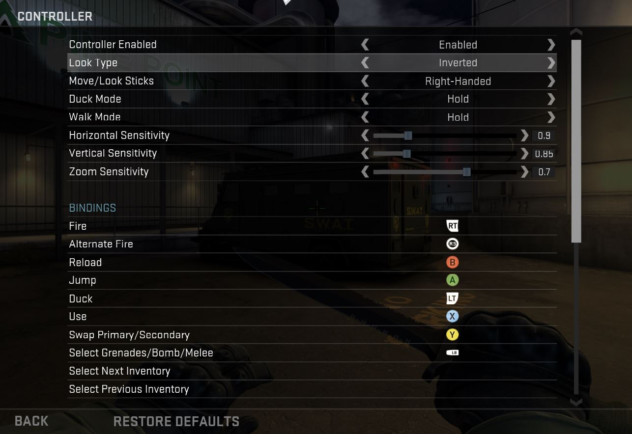 Game profile - Counter Strike: GO - Wooting Knowledge Base