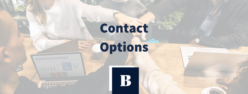 BestSelf Contact Options