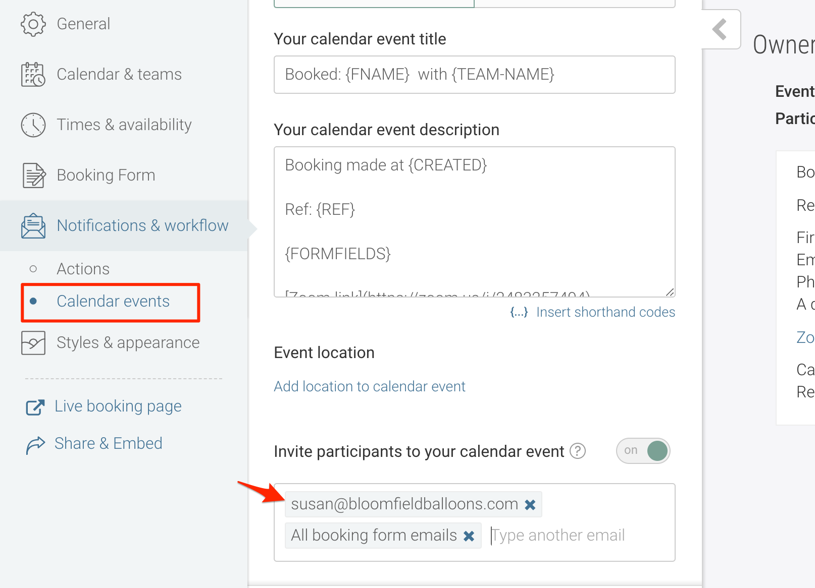 Add To Calendar add new bookings to multiple calendars - youcanbook
