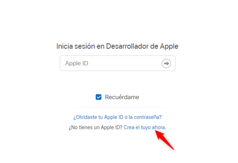 Steps to create an Apple developer account - evenTwo EN