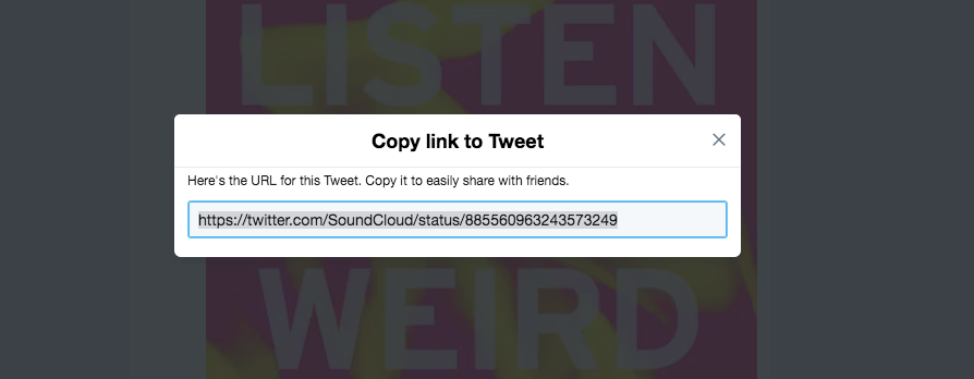How to get the video URL from Facebook and twitter - Jannah Docs