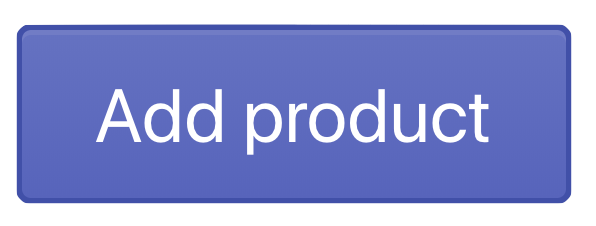 Add product button in admin