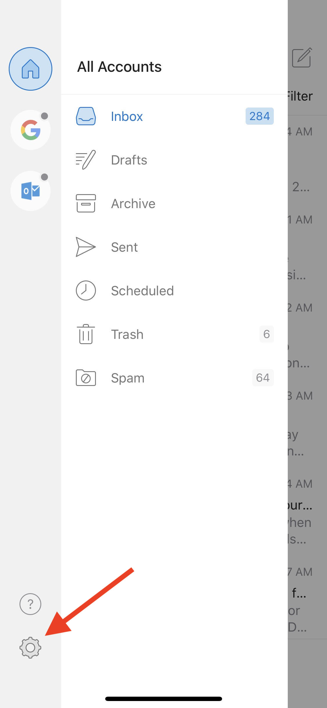 How to set up your email address in Microsoft Outlook for