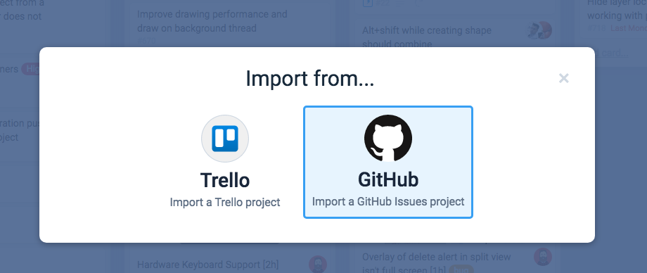 Moving from GitHub Issues - Ora Knowledge Base