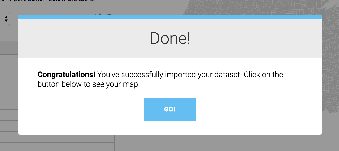 How to create a choropleth map - Datawrapper Academy