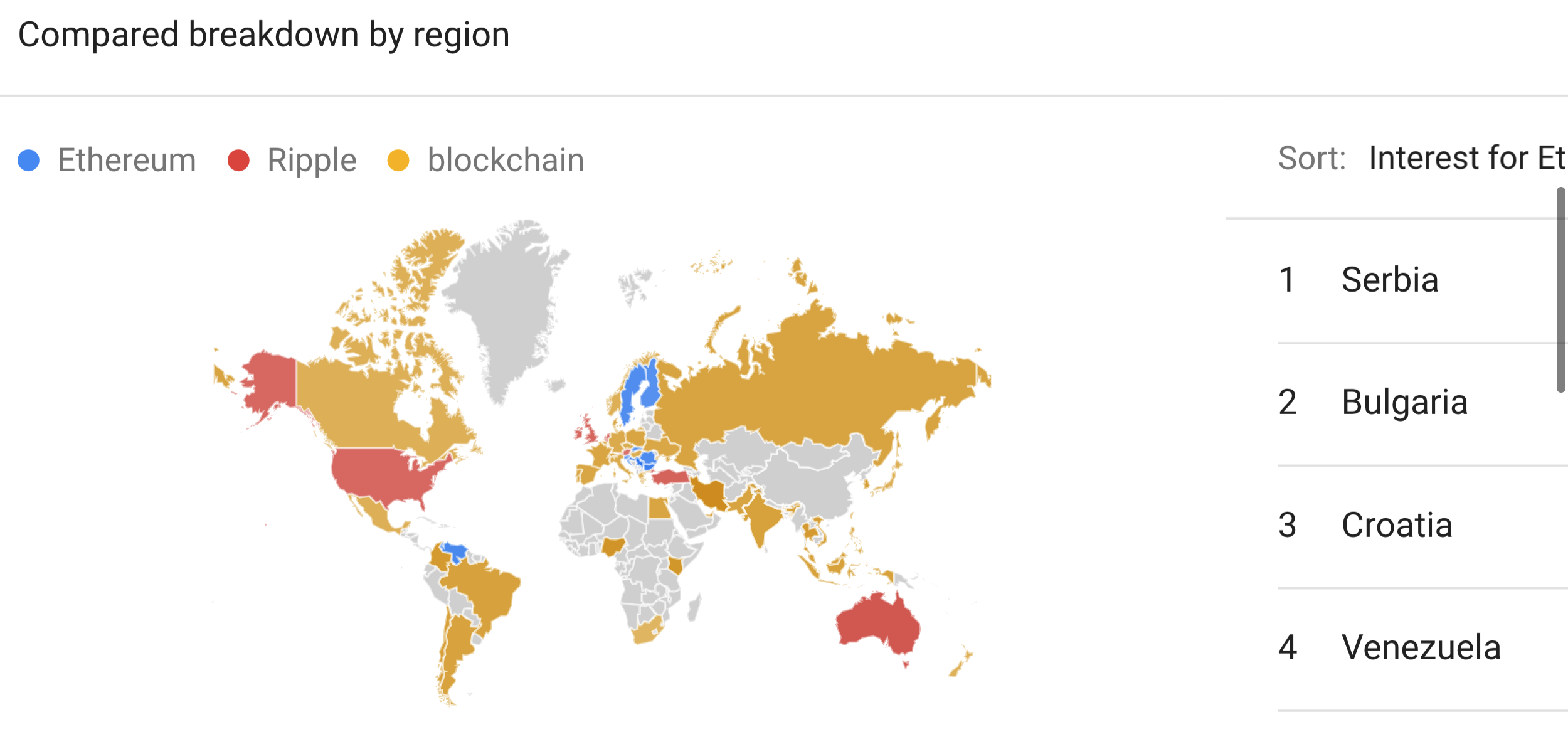 Source How To Get Data From Google Trends For Charts Or Maps First I Found A Diagram On Another Site When Googled This It Is And You Can Compare Search Interest Just One Topic Per Country Too Example In Bitcoin Specifically Strong Ghana Would Need